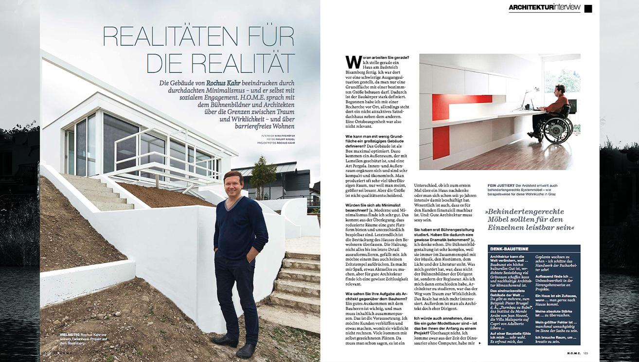 Architektbüro in Wien - Rochus Kahr Architektur | Innenarchitekt ...